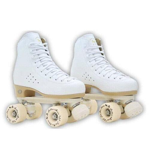 Golden Horse Roller Skate