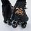 Thumbnail: Rio Roller Rose Black Skates