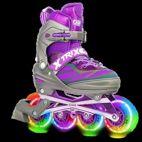 Crazy Trix | Size Adjustable Pro Purple
