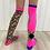 Thumbnail: Mad Mia Cheeky Cheetah Socks