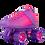 Thumbnail: Crazy Rocket Pink/Purple