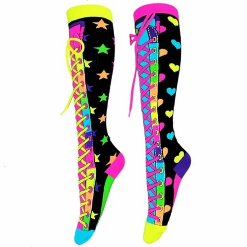 Mad Mia Confetti Socks