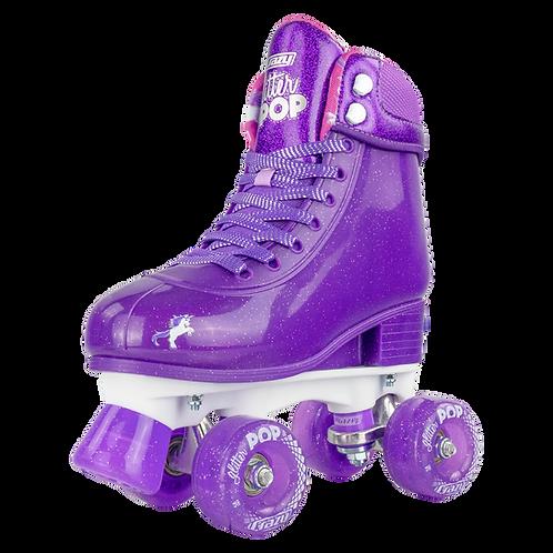 Crazy Glitter Pop Purple