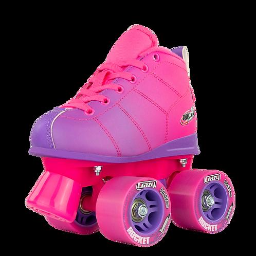 Crazy Rocket Pink/Purple | Junior