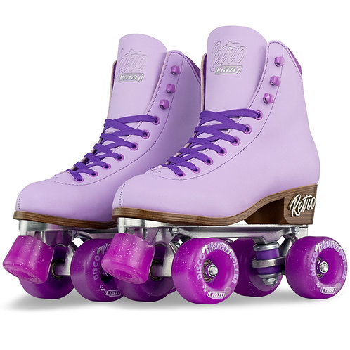 Retro | Roller Skates | Purple