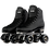 Thumbnail: Retro | Roller Skates | Black