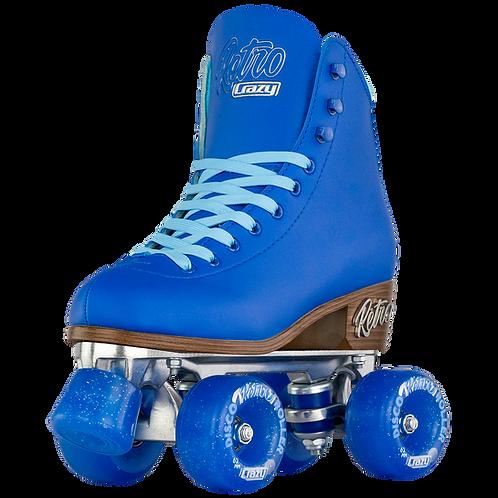 Retro   Roller Skates   Blue