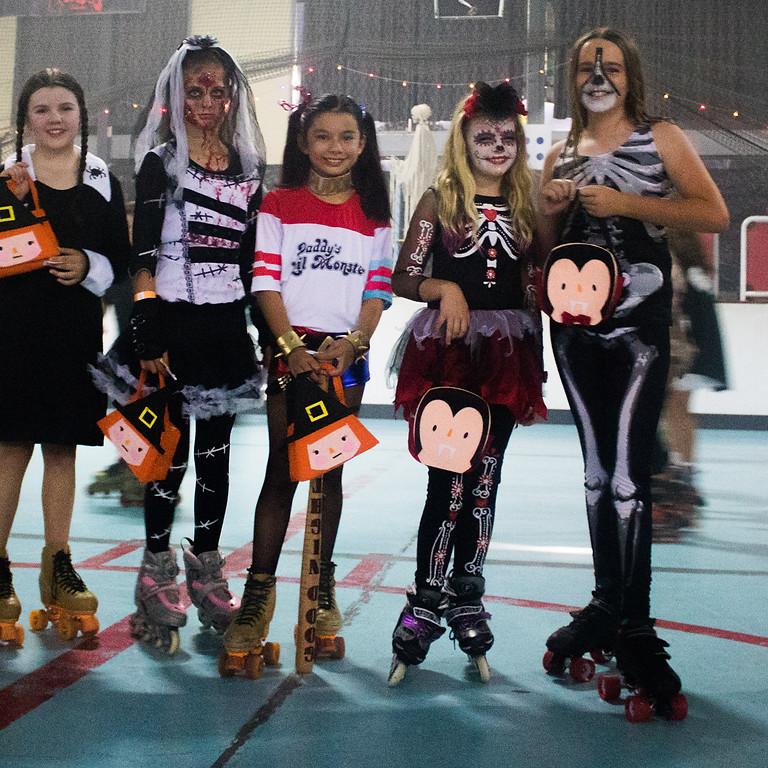 Epic Halloween Spooky Skate Friday Night!