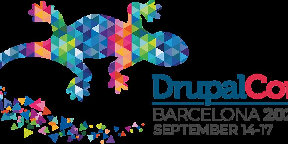 DrupalCon Barcelona 2020