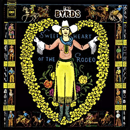 For maximum enjoyment of this album, compare to THE BYRDS: SWEETHEART OF THE RODEO.