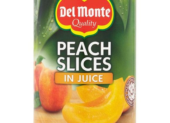 Tinned Peaches (400g)