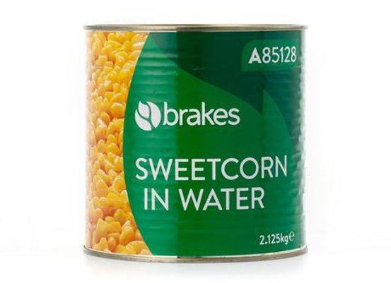 Tinned Sweetcorn in water (340g)
