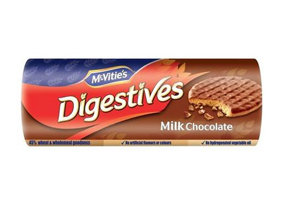 Milk Chocolate Digestives (200g)