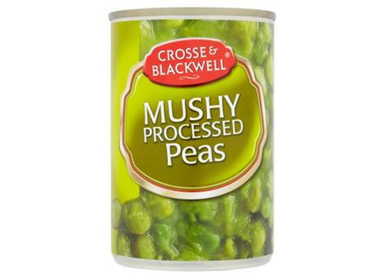 Tinned Mushy Peas (300g)