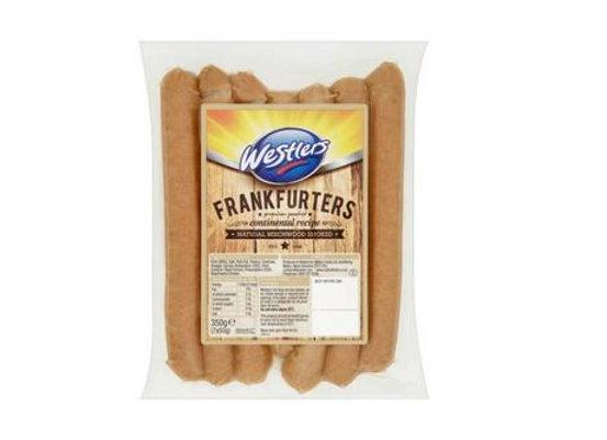 Frankfurters (pack of 7)