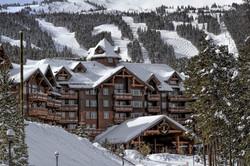 One ski hill