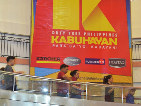 TRUSTED BUSINESS PARTNERS: Relaunch of Kabuhayan Shopping Program