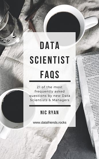 Data Scientist FAQs