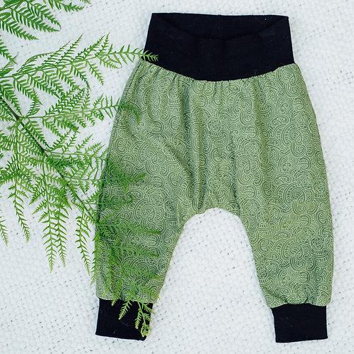 Kiwiana - Ponga Green