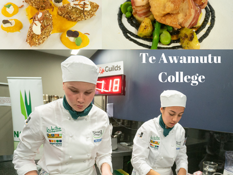 Te Awamutu College awarded gold at the national grand finale