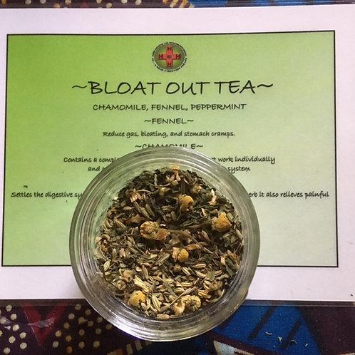 BLOAT OUT TEA