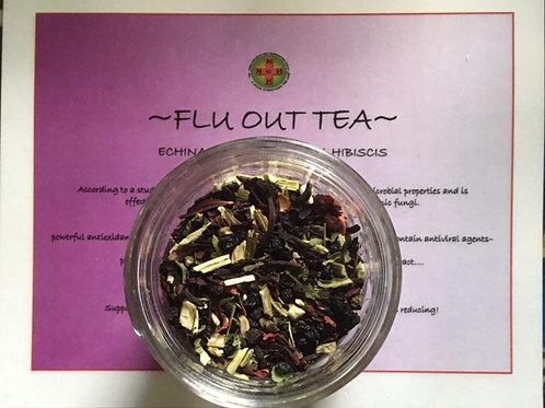 FLU OUT TEA