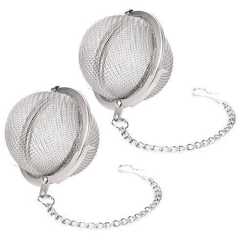 Tea Infuser- (available with tea purchase only)