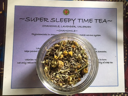 SUPER SLEEPY TIME TEA