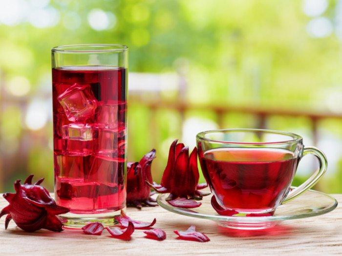 Jamaican Hibiscis Tea