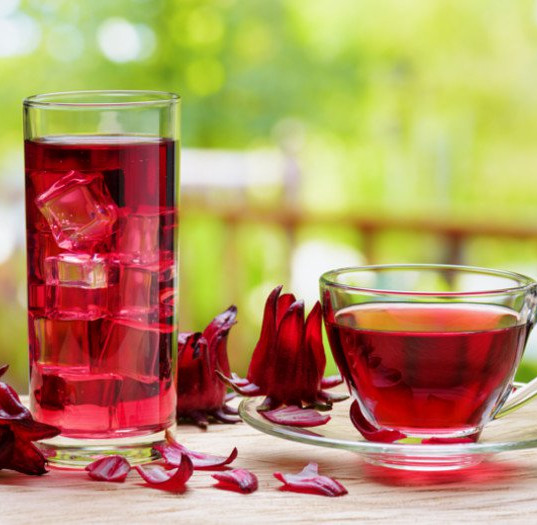HIBISCIS (JAMAICAN) TEA