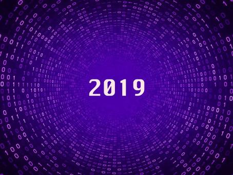 """Nowy Rok 2019 z blogiem """"Cyberlaw by Judyta"""""""