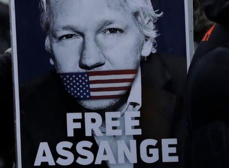 Wolność słowa i prasy: Sprawa USA v. Julian Assange (WikiLeaks)