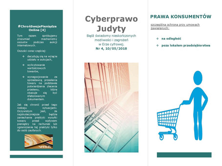 Cyberprawo Judyty, Nr 4
