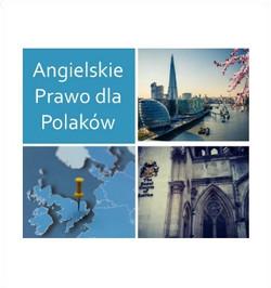 Angielskie prawo dla Polaków, blog prawny