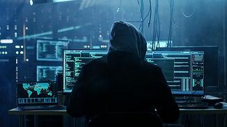 Dangerous Hooded Hacker Breaks into Gove