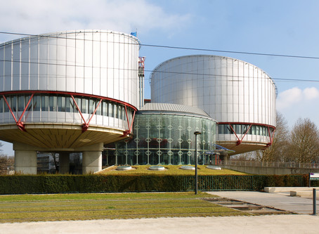 Skarga do Europejskiego Trybunału Praw Człowieka w Strasburgu