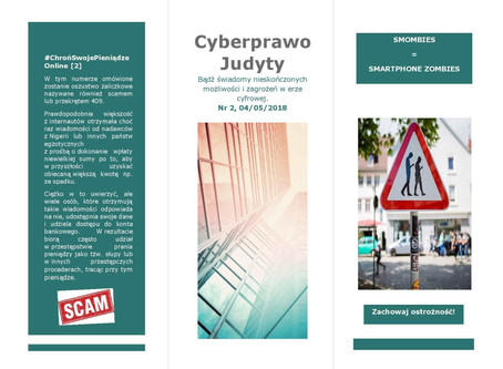 Cyberprawo Judyty, Nr 2