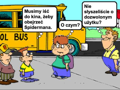 """Dozwolony użytek publiczny i osobisty """"fair use"""" w Polsce"""
