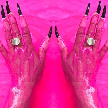 Flamingo Hands #2