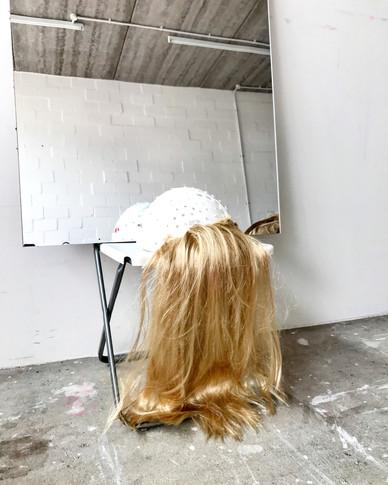 Hair Piece #1
