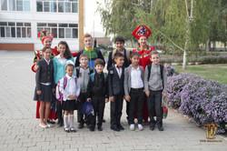 ТЮЗ в гостях у школы-5