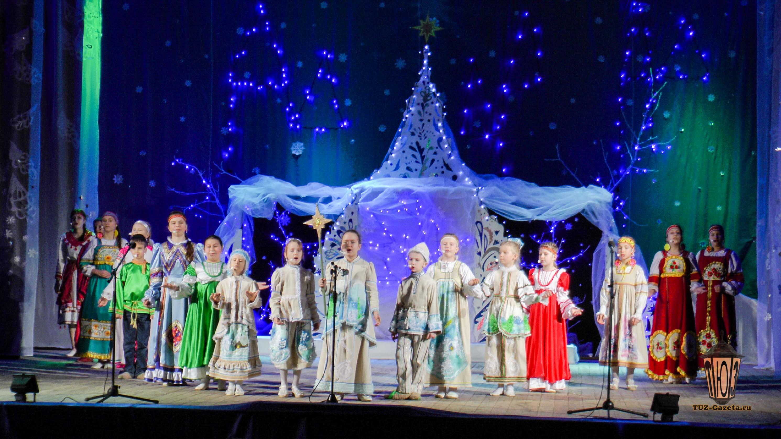 Рождественская звезда-7