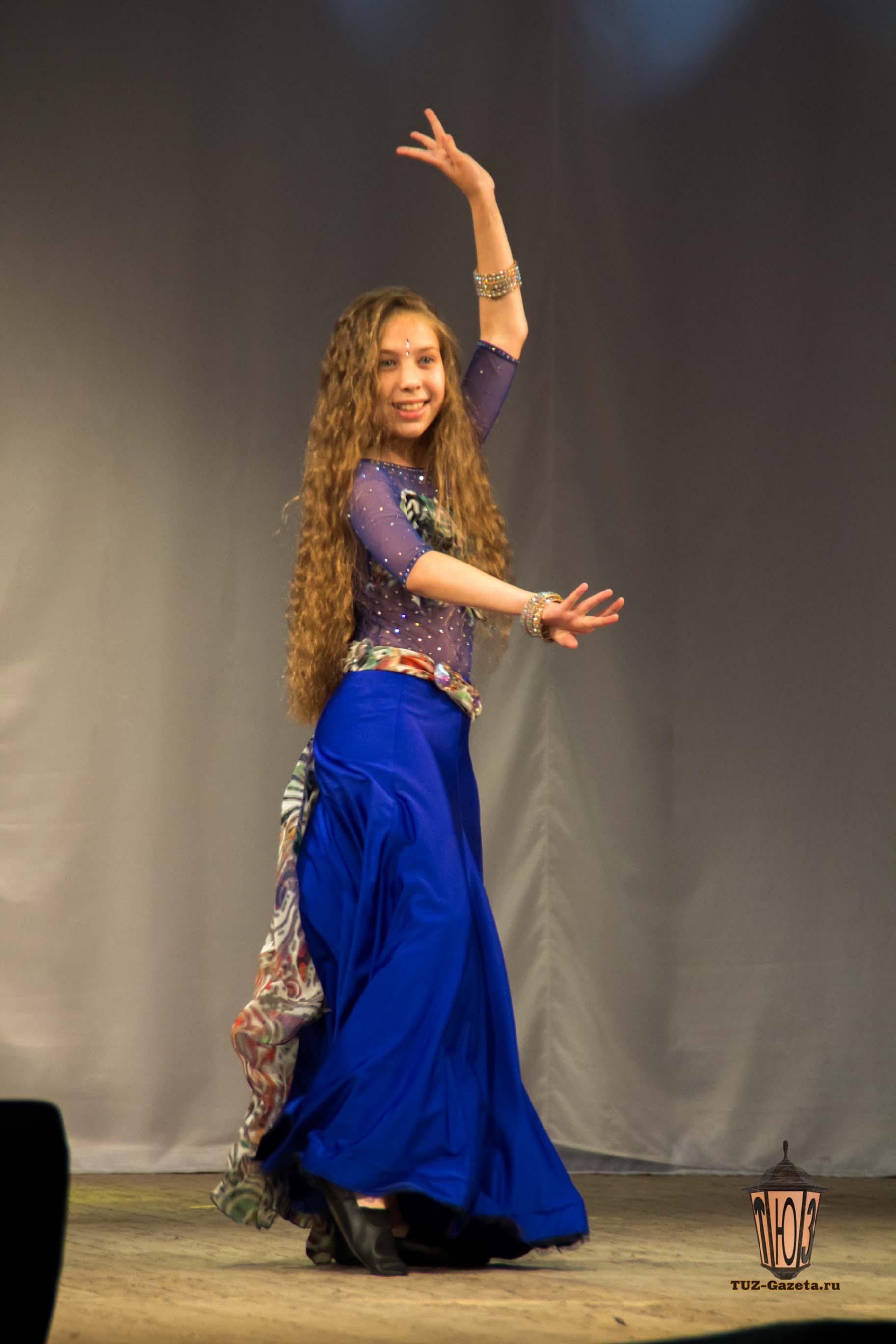 Танцы-16