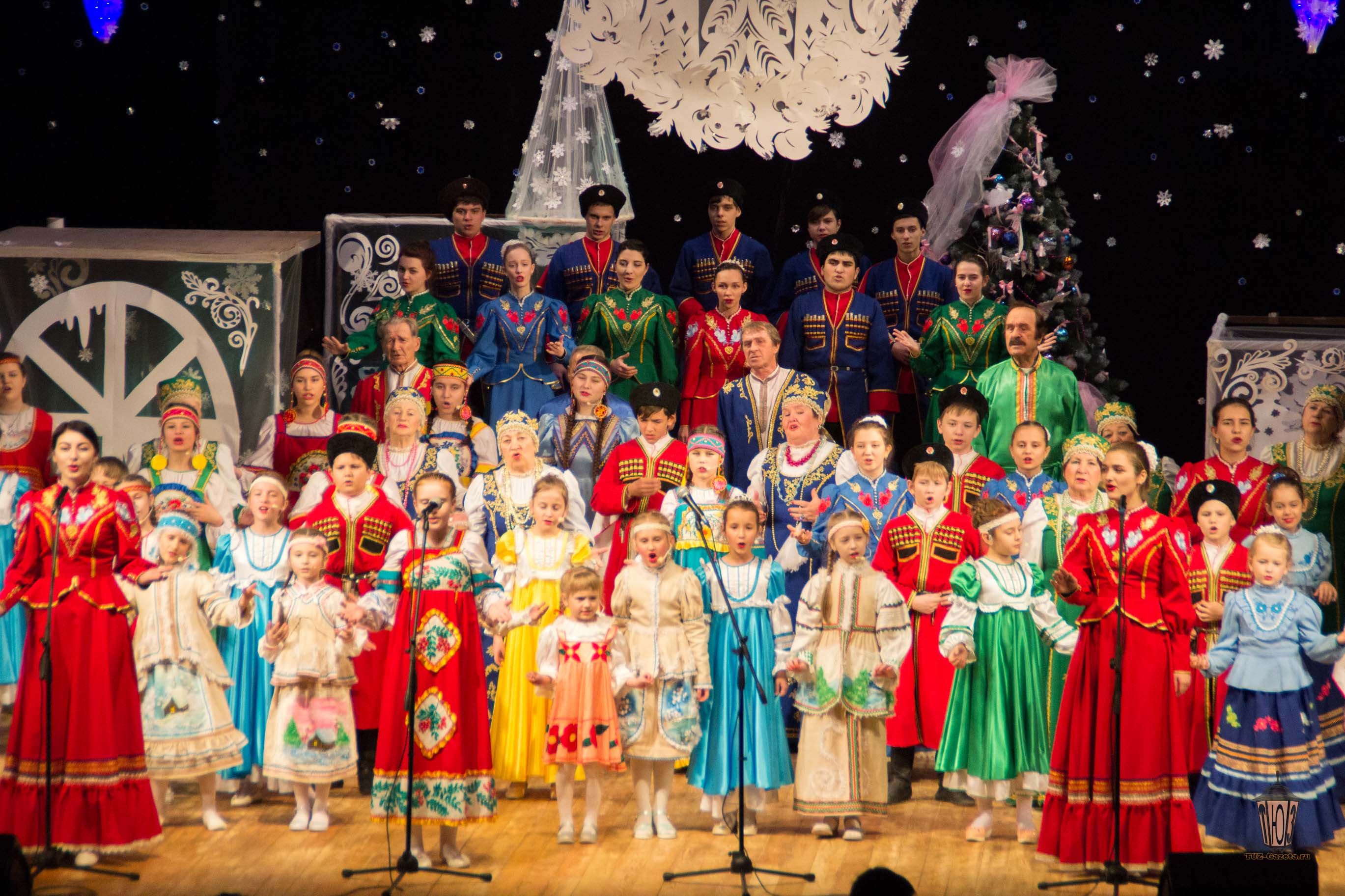 Рождественская звезда 2019-65