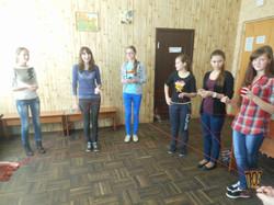 Игровой тренинг путешествие на корабле-15