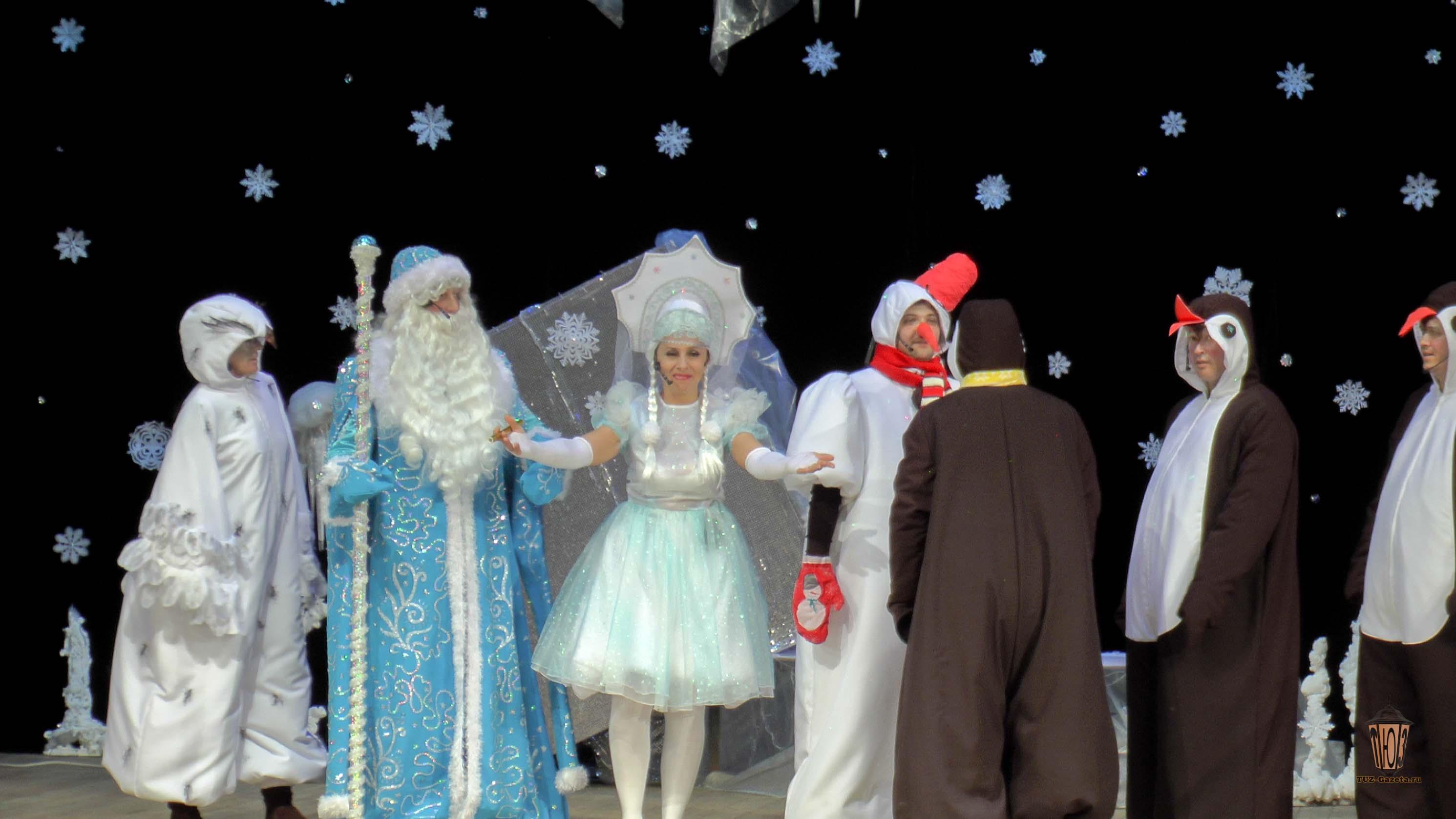 Снежная история-27