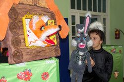 Лиса и заяц-38