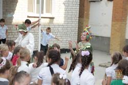 ТЮЗ в гостях у школы-32