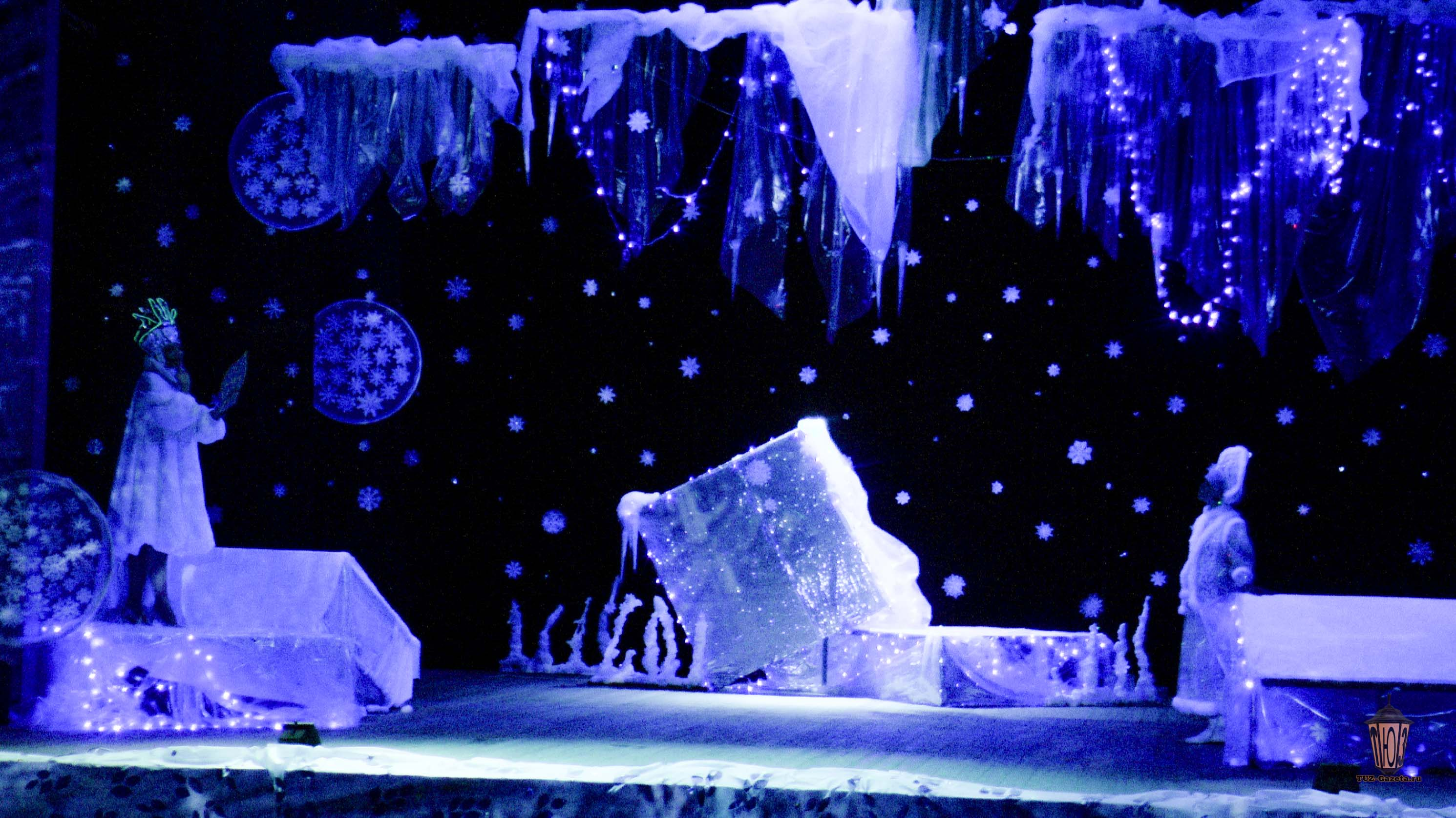 Снежная история-7