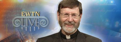 EWTN Live with Father Mitch Pacwa • 7-8 p.m., Wednesday